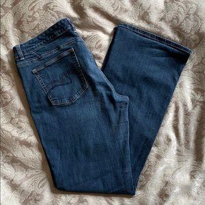 WHBM Boot Cut Jeans